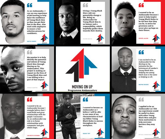 MOU ambassadors collage