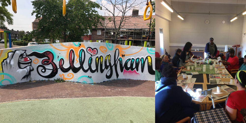 Bellingham Community Project