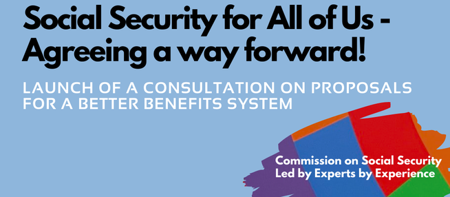 Commission on Social Security consultation