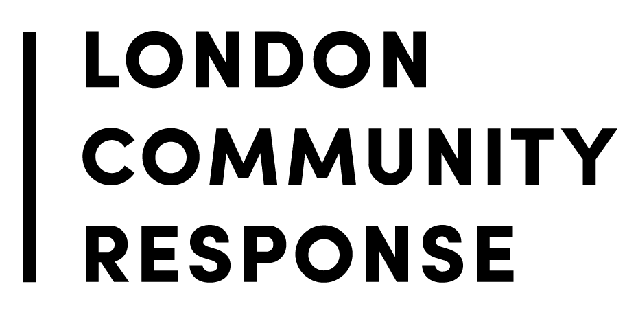 London Community Response logo (png)