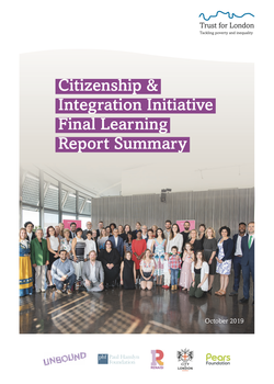 Citizenship & Integration Initiative - cover