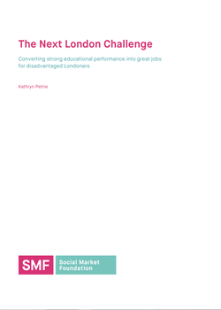 The Next London Challenge cover image