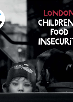 London Children's Food Insecurity Briefing Cover Jan 2020