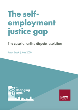 The Self-Employment Gap, report cover