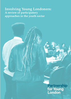 Involving Young Londoners report cover