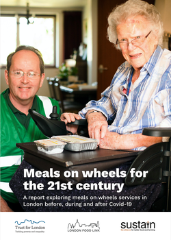 Meals on Wheels for the 21st Century - Sustain report