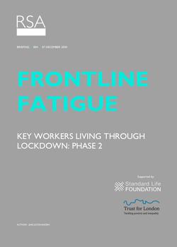 RSA report cover, Dec 2020